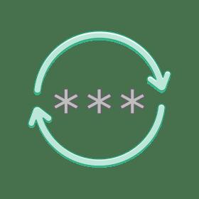 password-rotation-icon