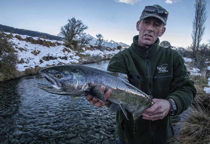 Salmon crisis prompts rule changes