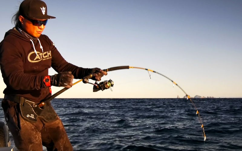 Jigging masterclass with pro angler Edward Lee