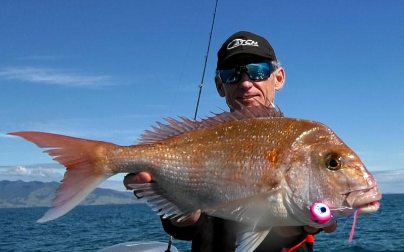 Fishing the Catch Freestyle Kabura