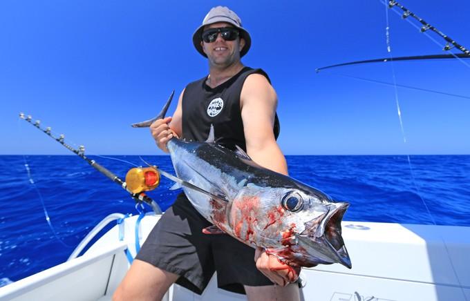 Beginner's guide to gamefishing