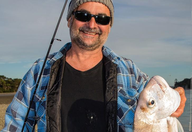 Light tackle estuary fishing for beginners