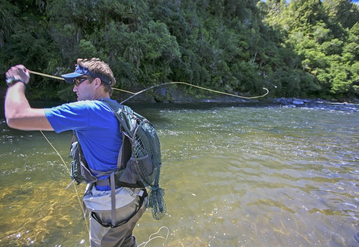 A fisherman's guide to fly lines