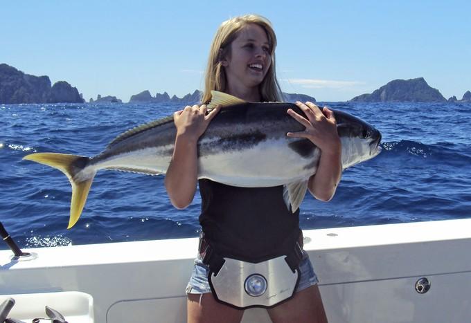 kingfish alderman