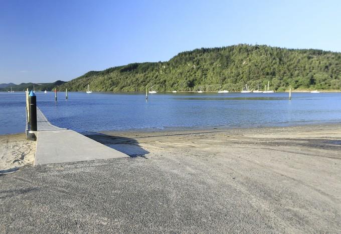 whangamata boat ramp