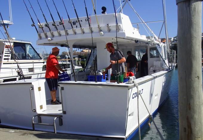 fishing boat nz