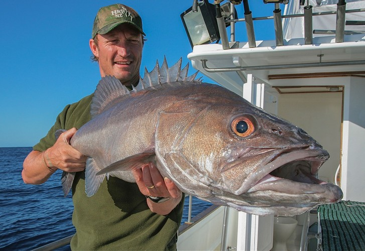Catch the fish of a lifetime with an on-board charter