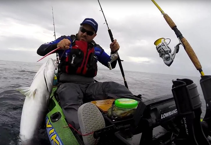 The Saltwater Assassin 2015 highlights