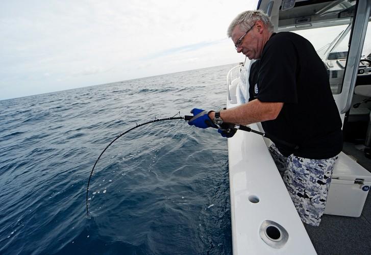 Kingfish jigging - Beginner's hot spots
