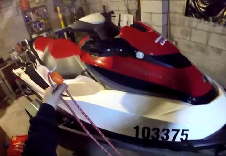 Jet ski fishing tips - How to anchor a jet ski