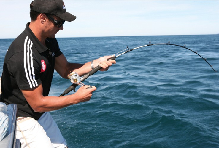 Livebaiting for kingfish 101 + catching kings with Dan Carter
