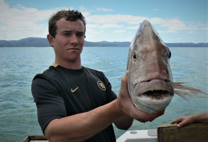 Auckland West Coast fishing - The Wild Side