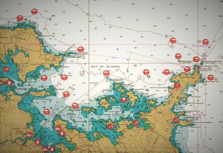 Destination Bay of Islands