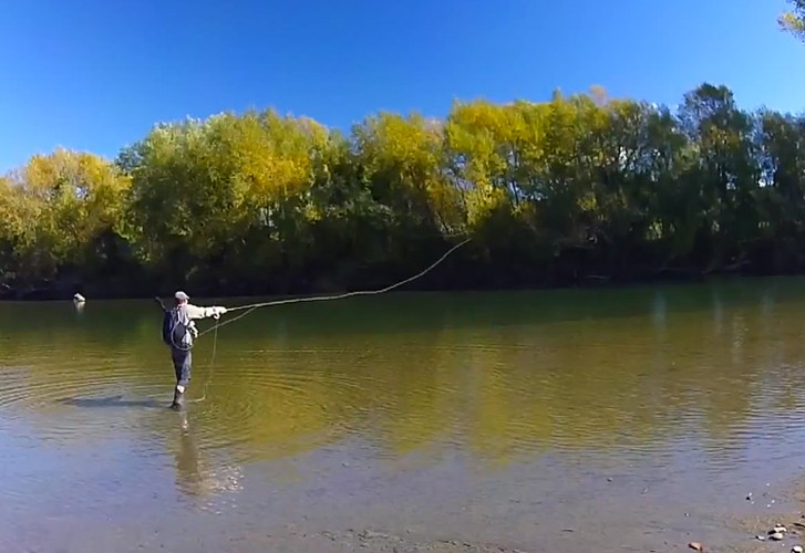 Fly Fishing in the Wairarapa