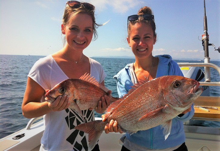 Summer snapper tips