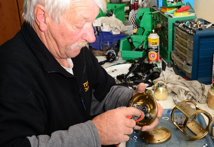 Rod and Reel Maintenance