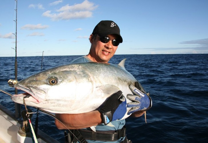 Kingfish: How the experts catch them