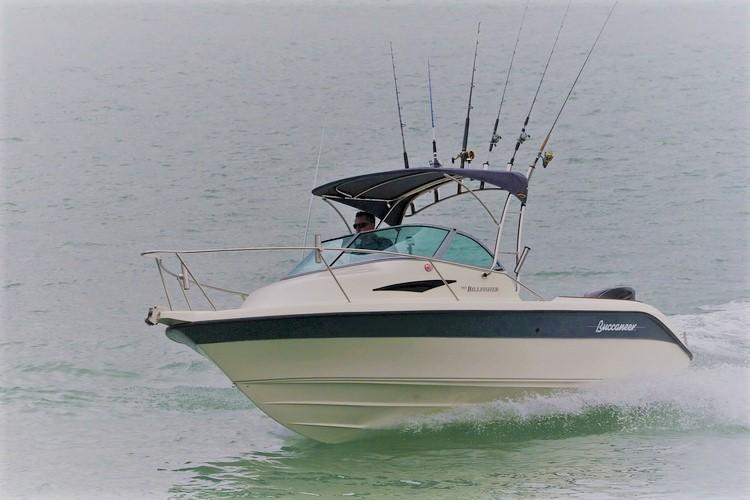 Buccaneer 565 Billfisher Boat Test