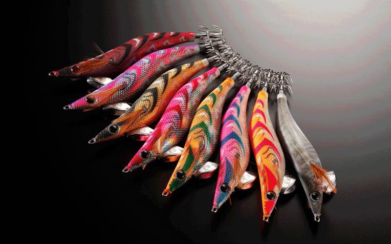 Yamashita squid jigs