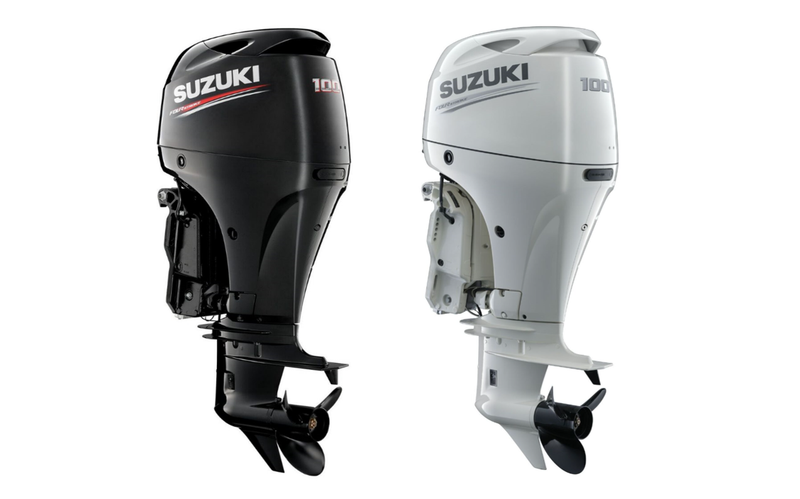 Suzuki Marine unveils lightweight and compact DF100B