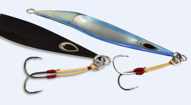 Black Magic Flipper Jigs