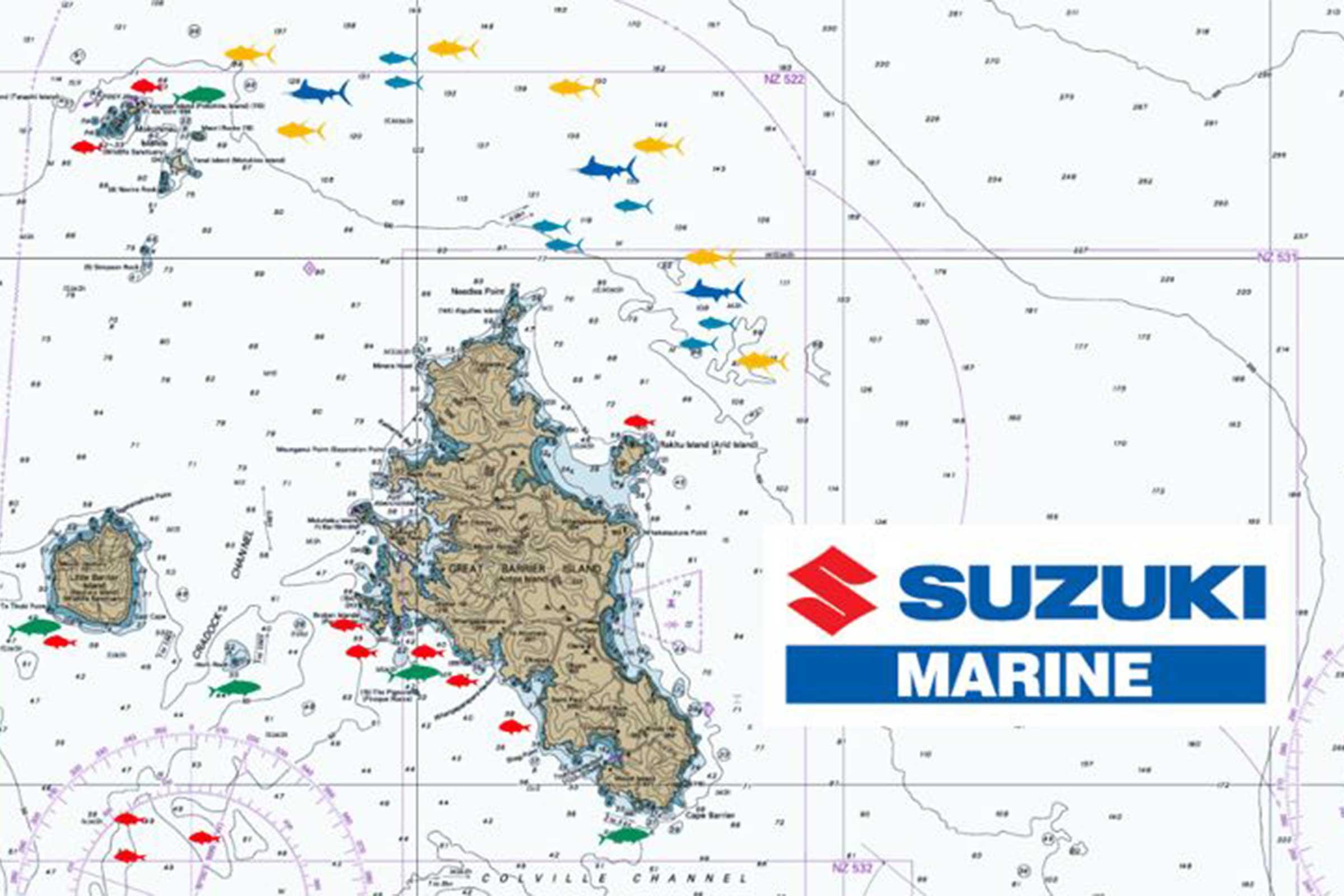 Hauraki Gulf 1 Feb