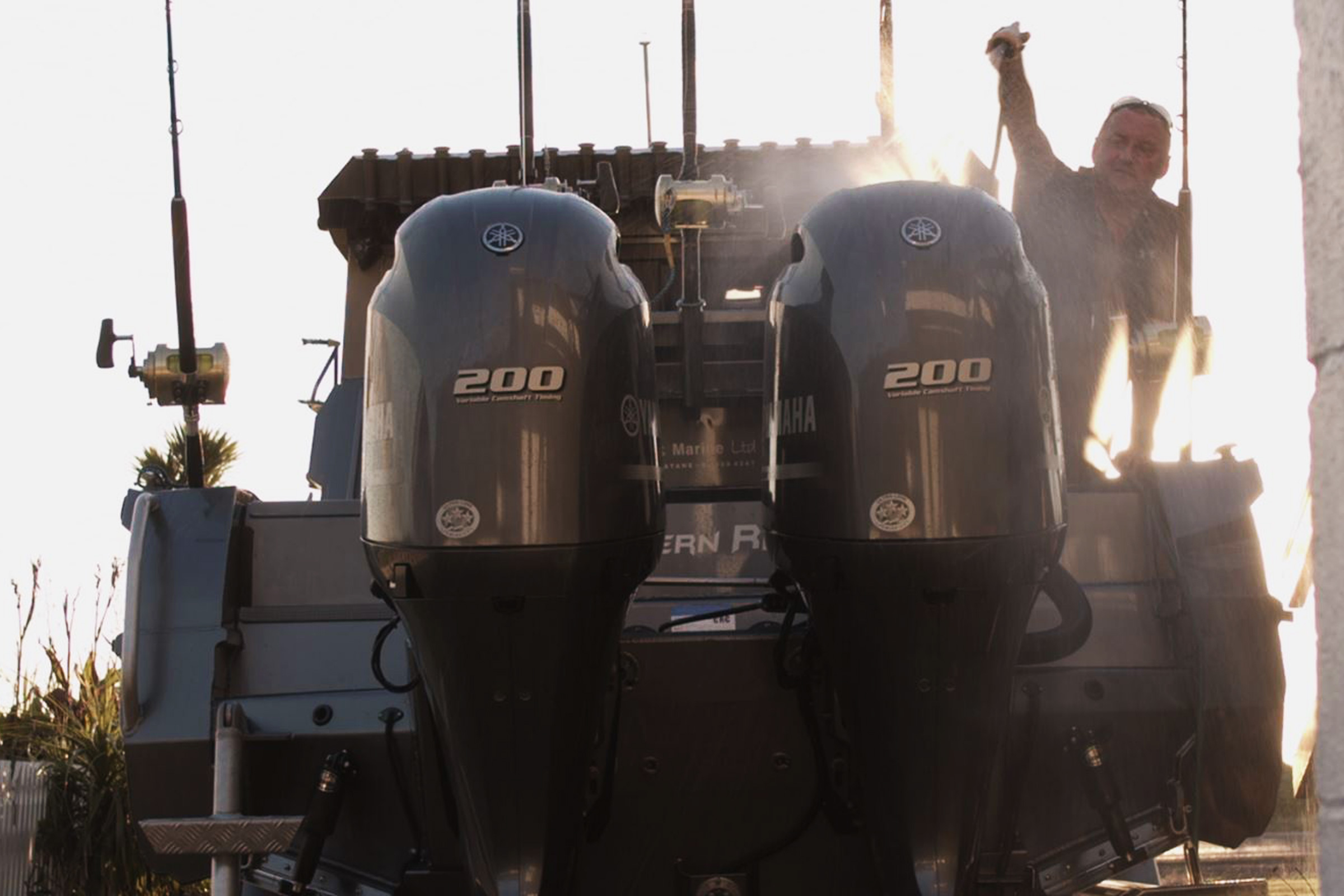 Twins vs single outboards.  What's best?