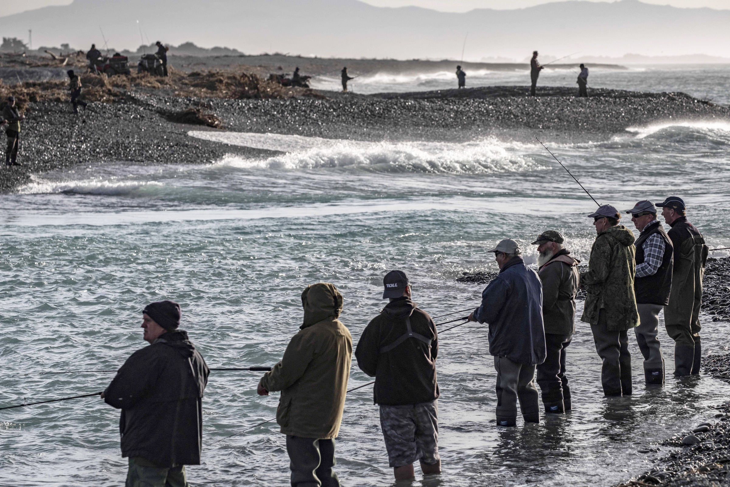 New rules aim to protect salmon fishery
