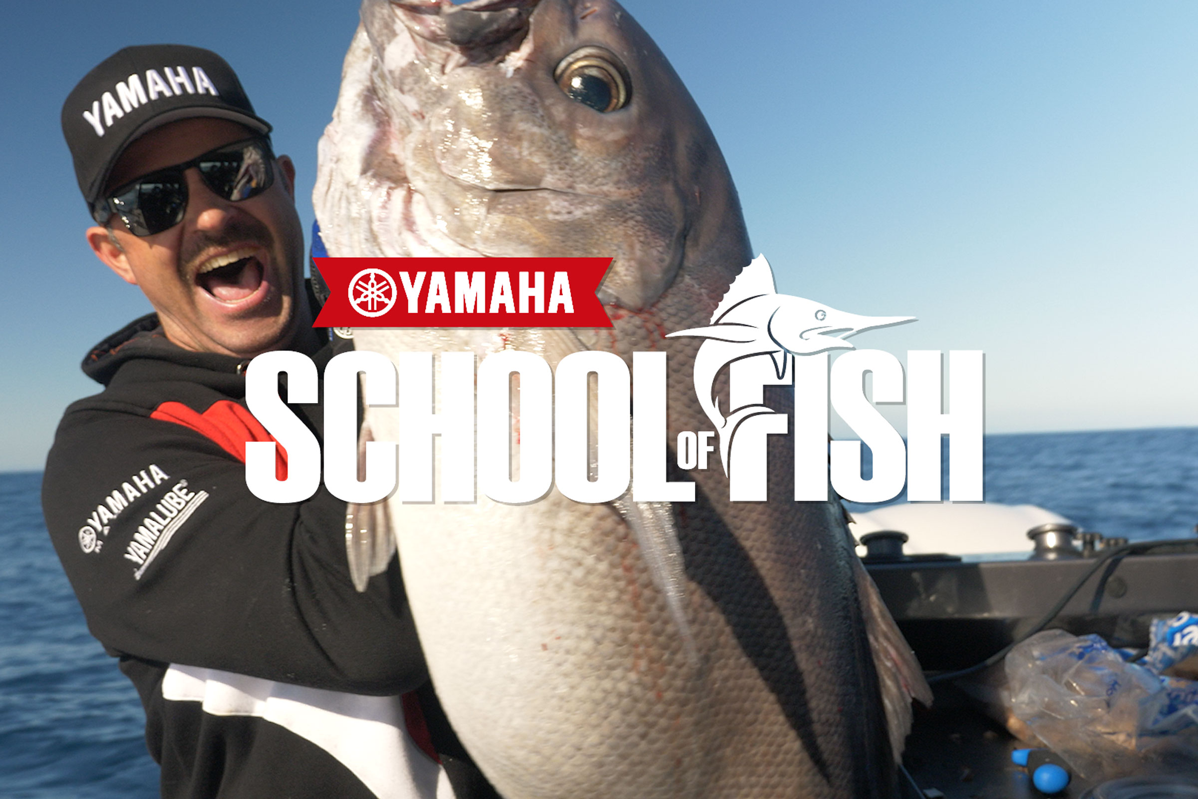 Yamaha School of Fish - Deep Dropping with Whitiangler