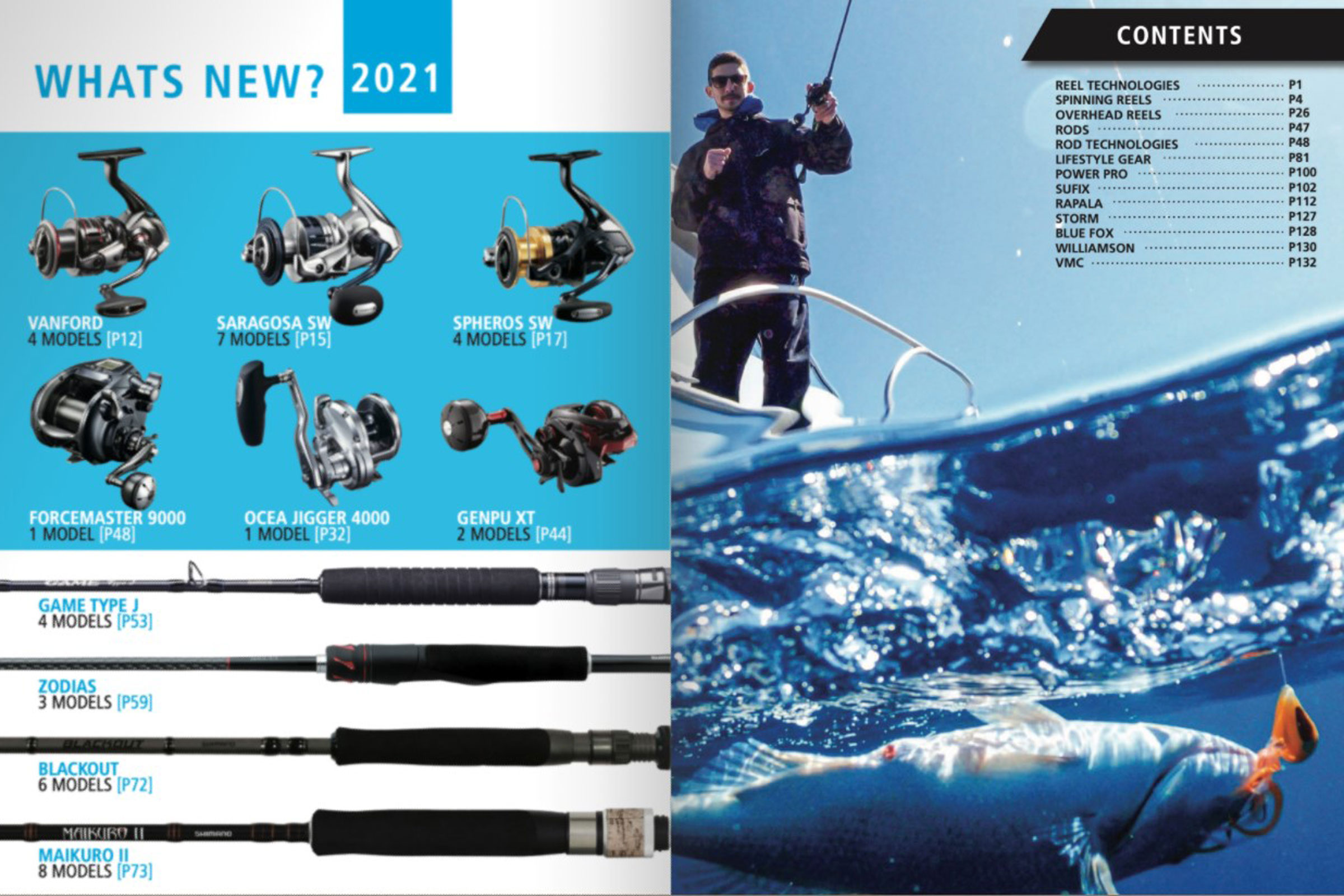 Shimano NZ Catalogue 2021