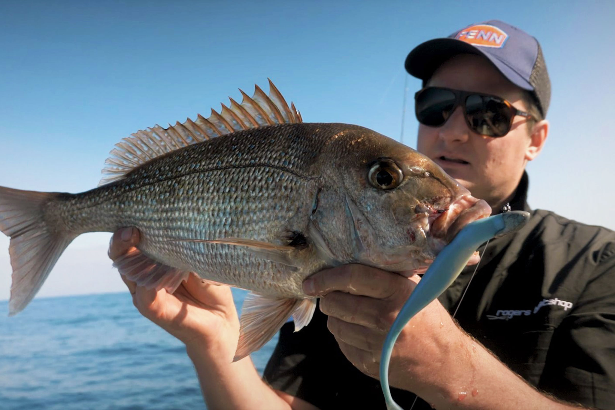 Fishing the Mighty Mokes with Yamaha School of Fish