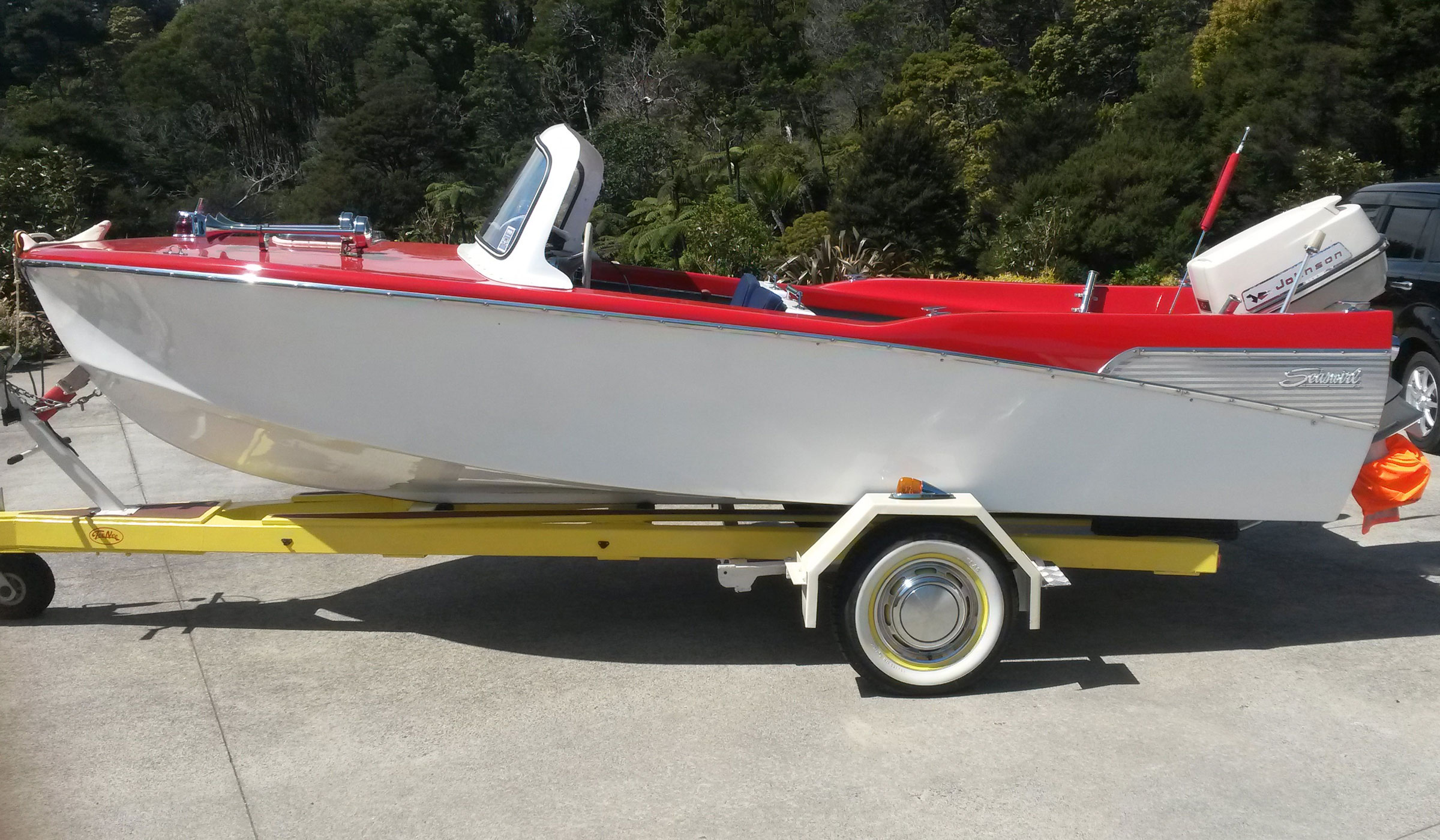 Call out for 'Quirky or Retro' Boats