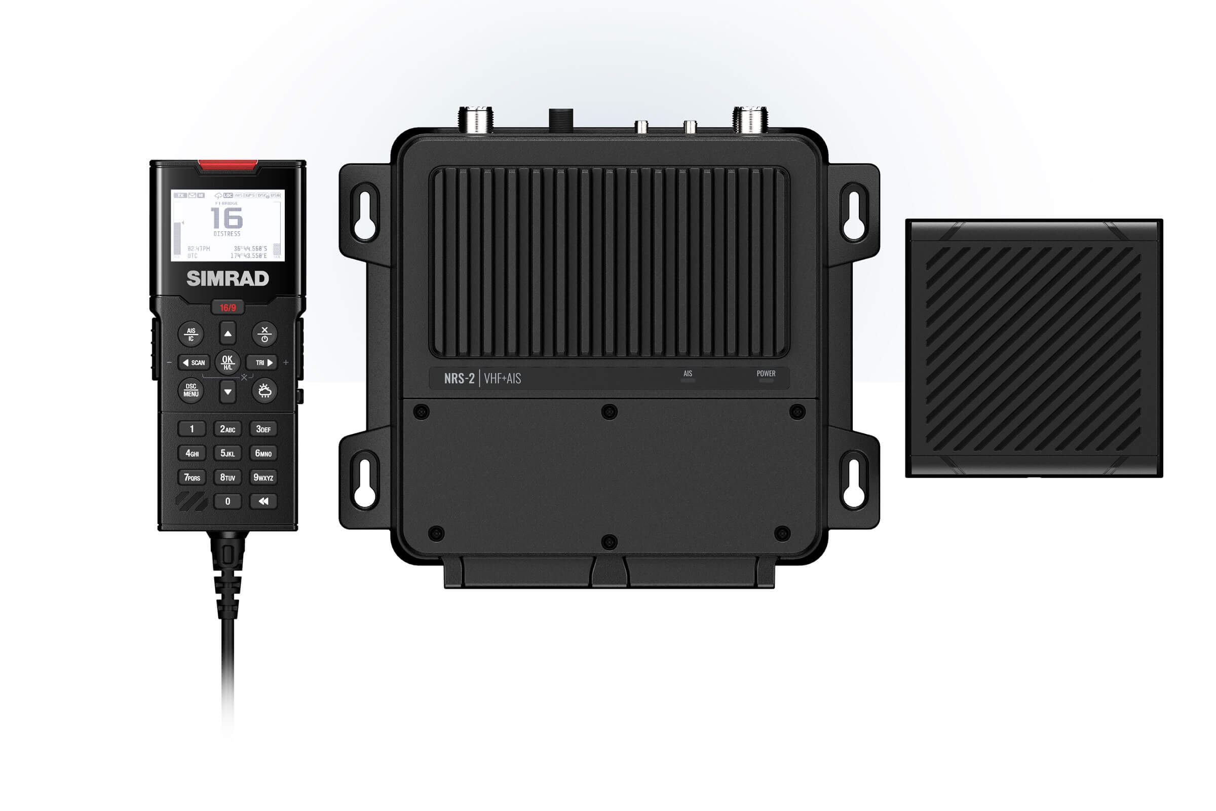 INTRODUCING THE LATEST SIMRAD® VHF RADIO  & CLASS-B AIS SYSTEMS