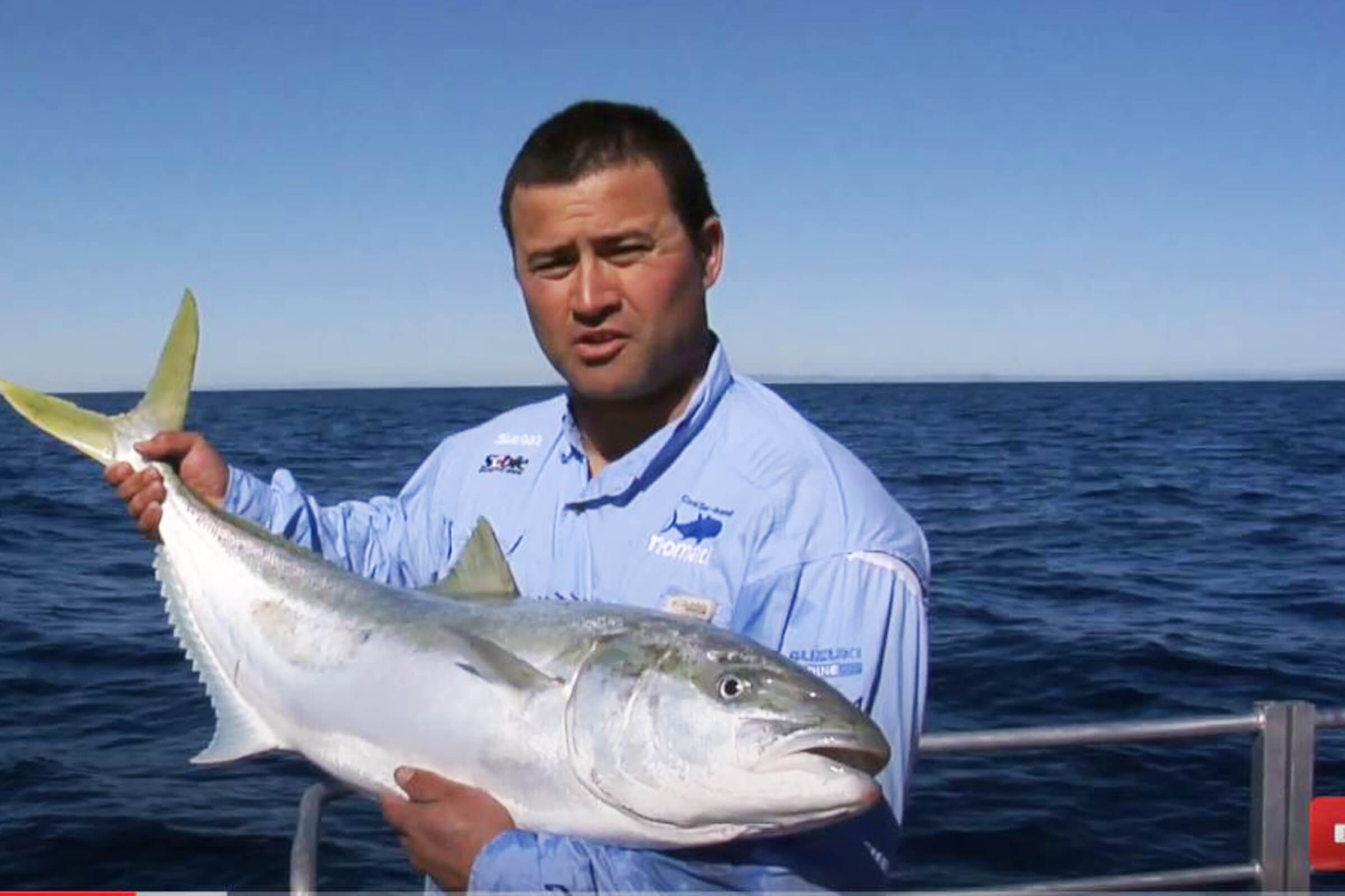 Top water kingfish action and tips