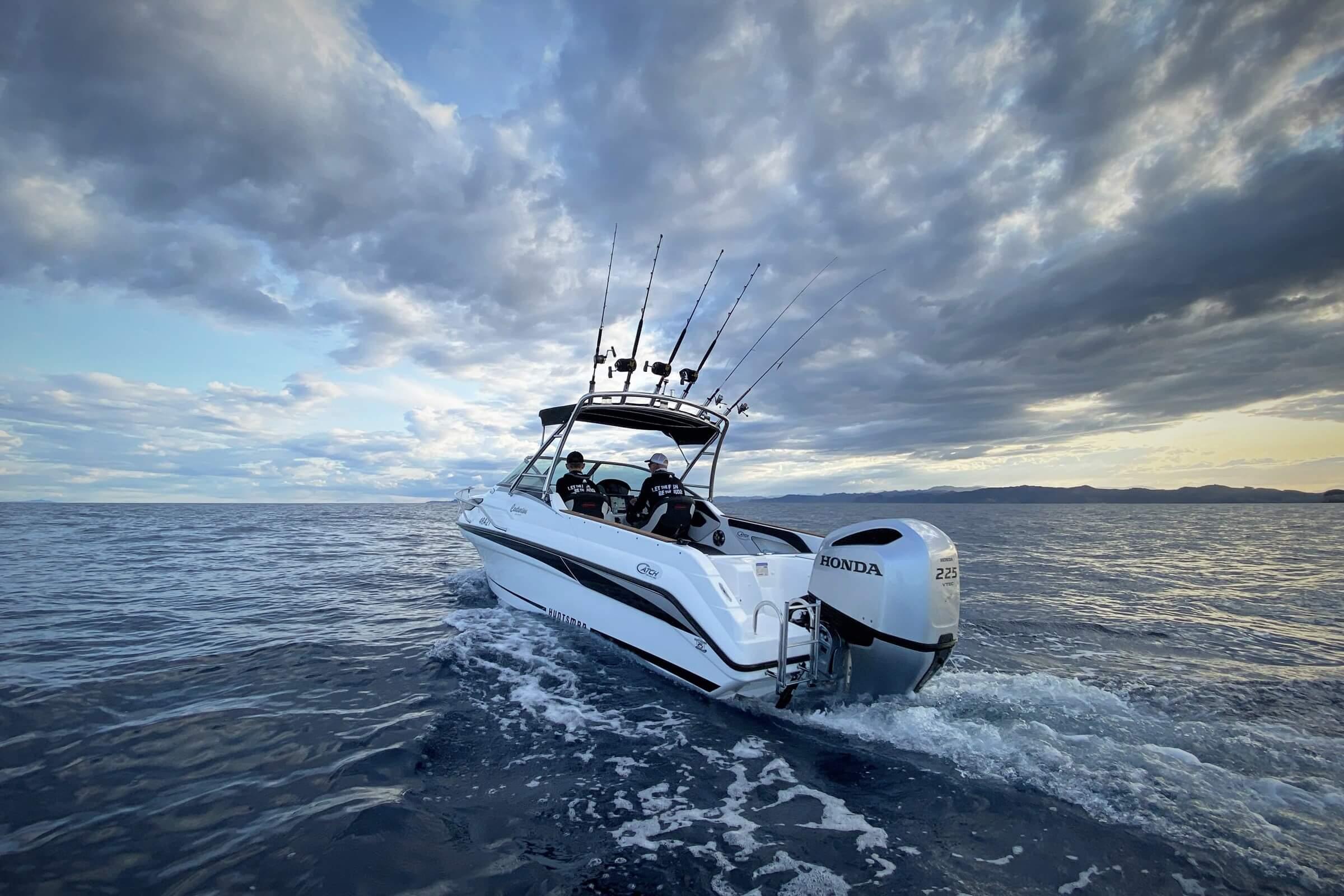 Huntsman Boats Centurion Elite Angler