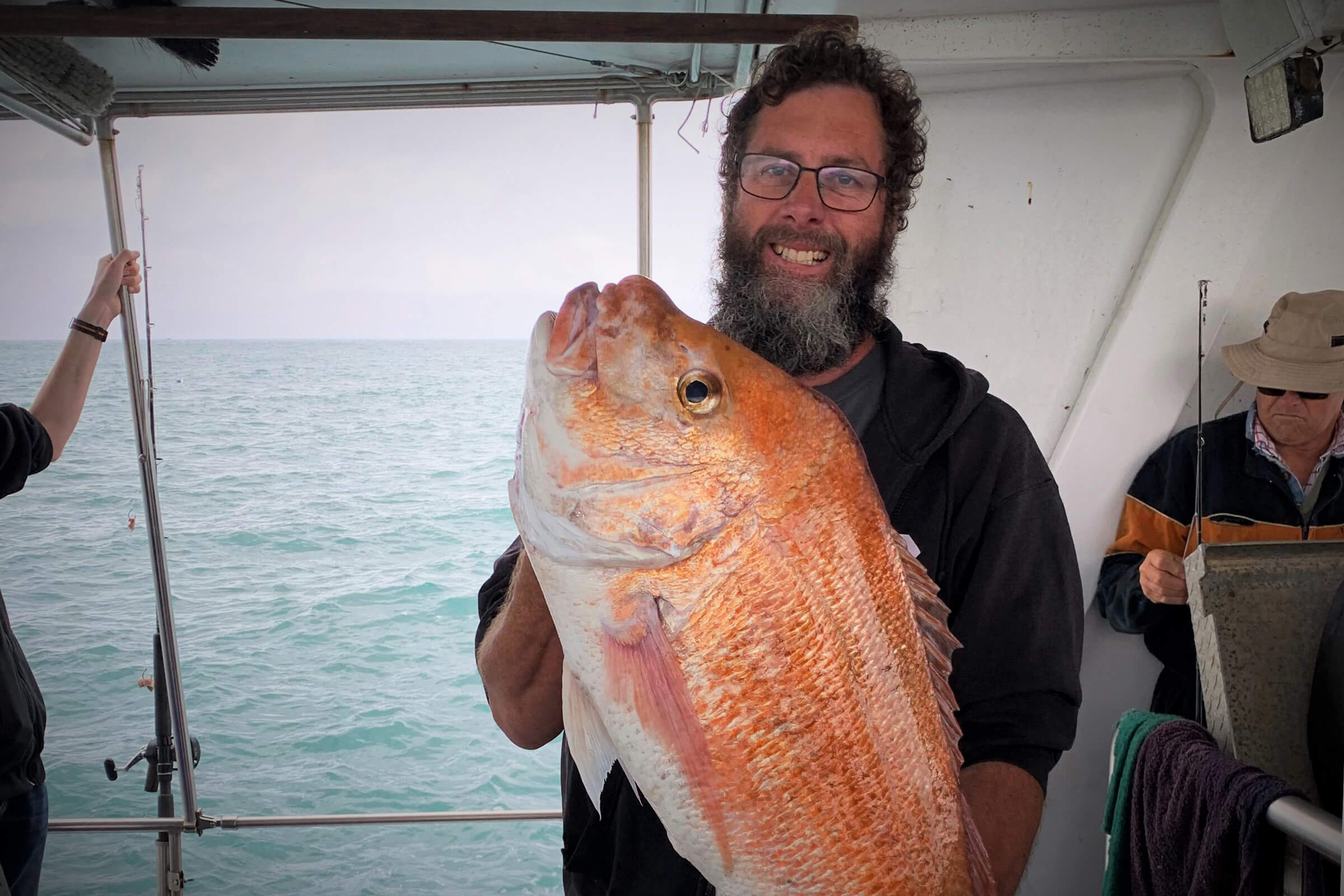 Pete Lamb's top tips for catching snapper