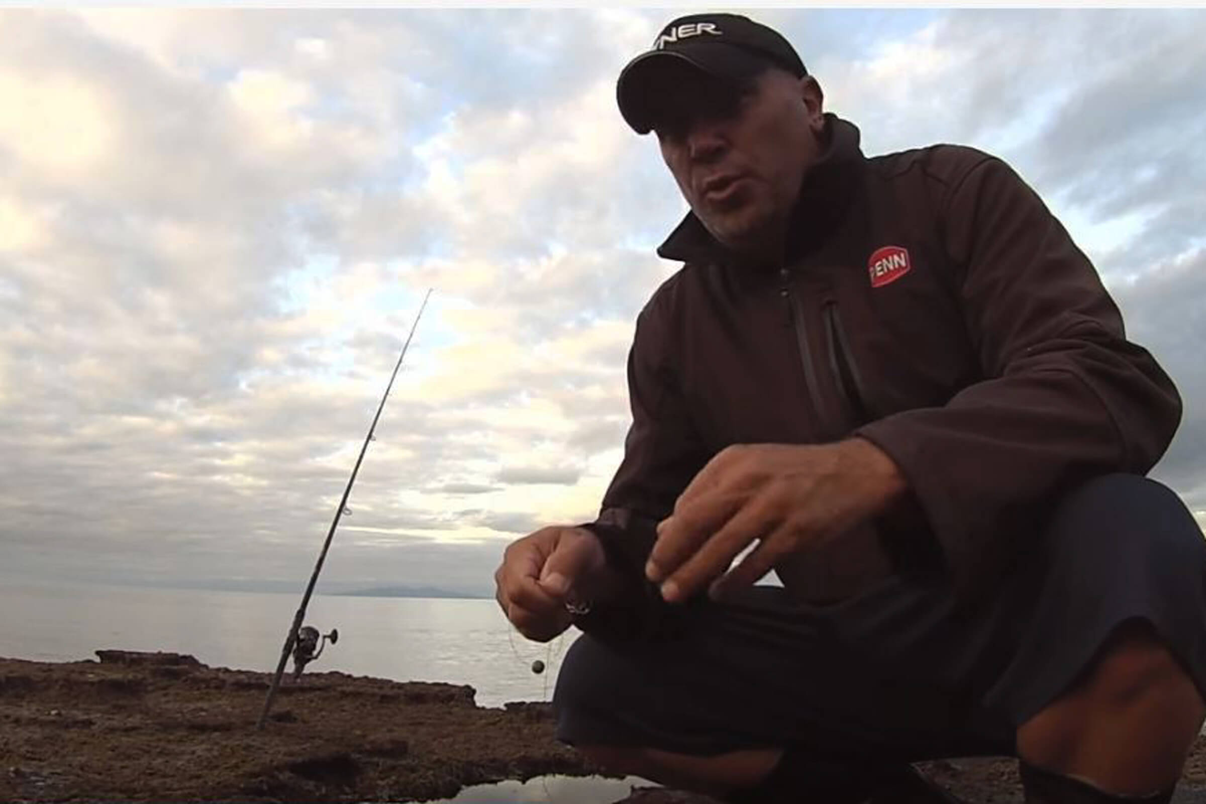 Tips and tricks for fishing off the rocks