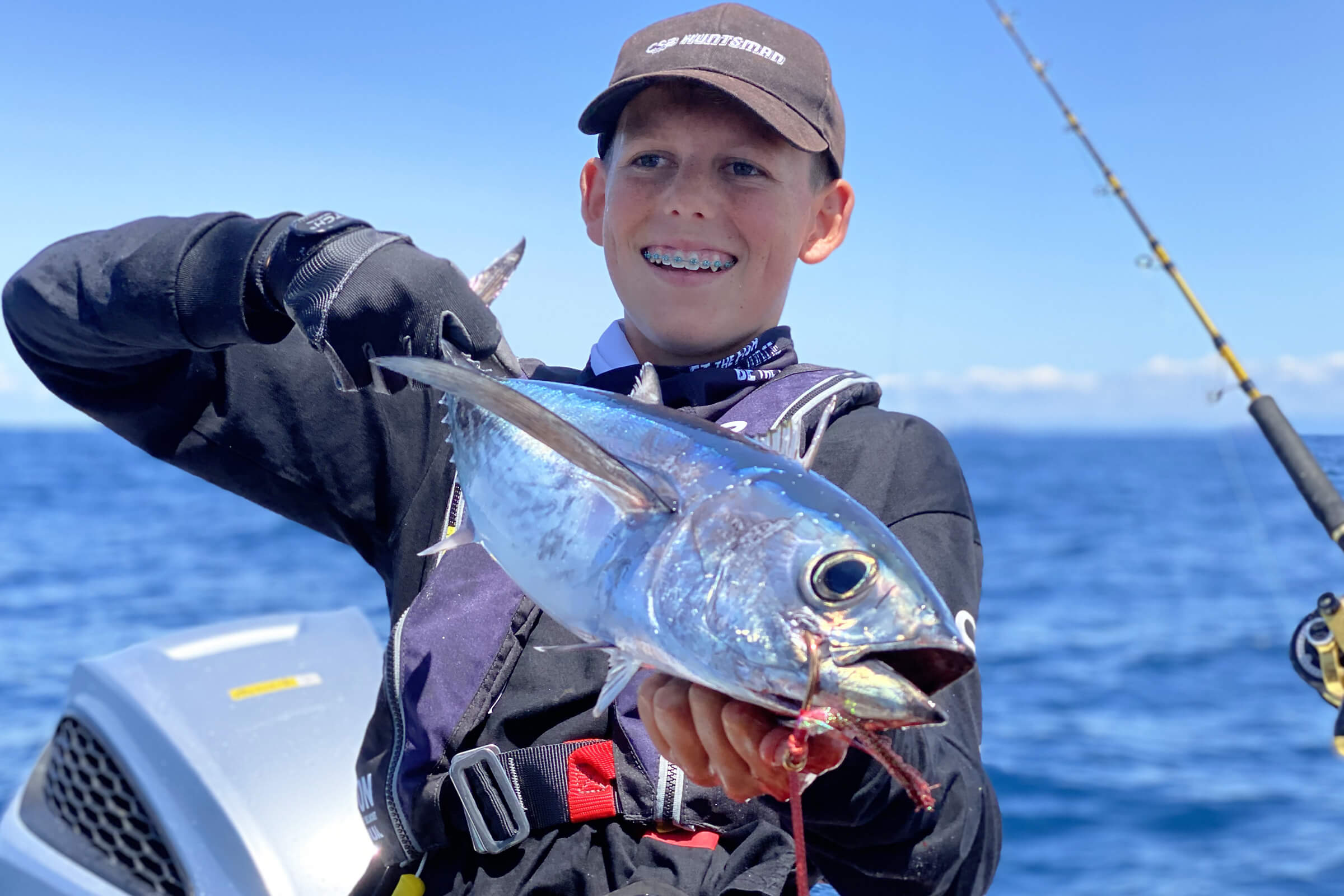 How to catch, fillet, and cook albacore