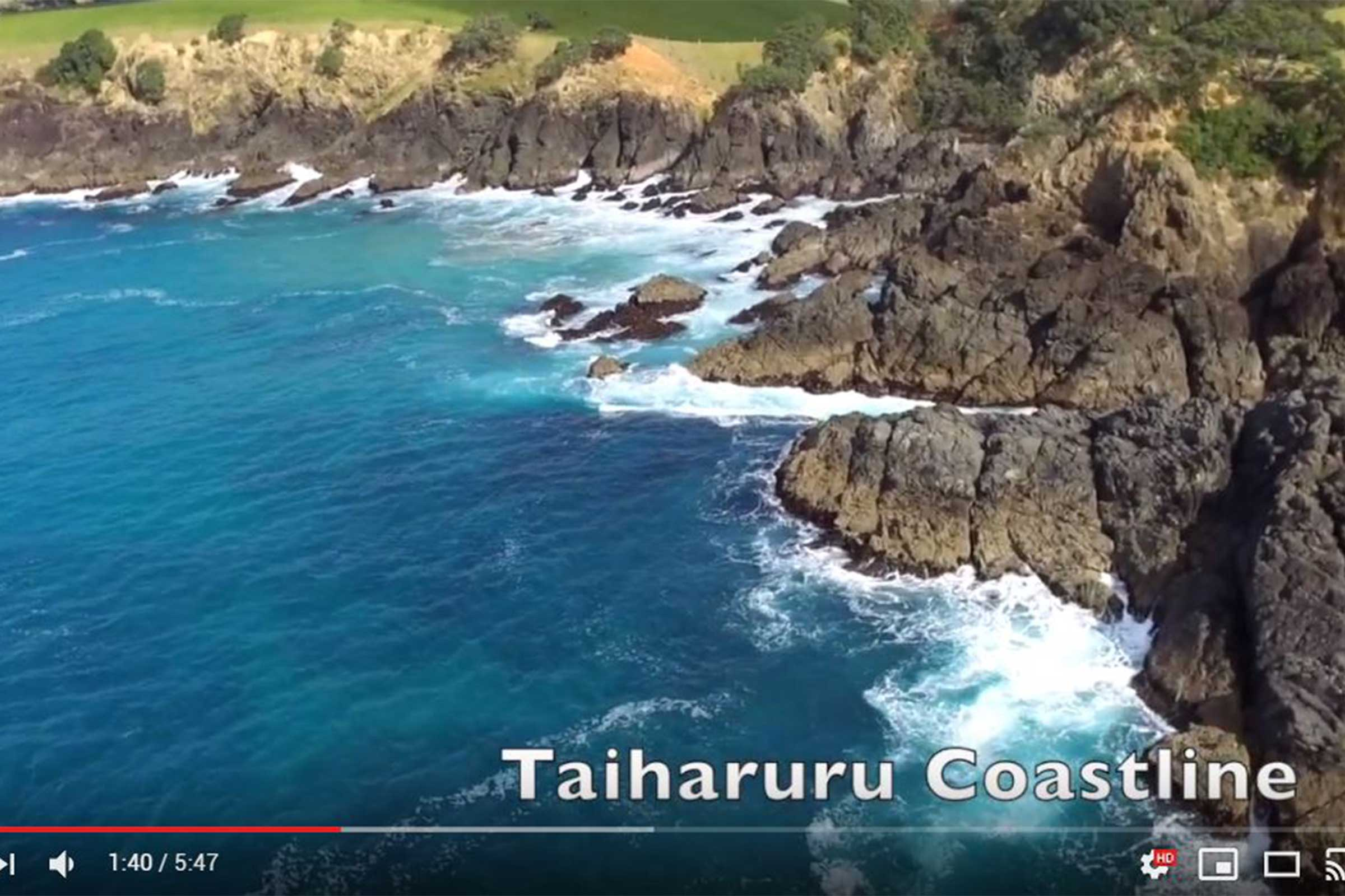 The best fishing spots at Whangarei Heads, New Zealand