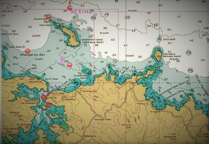 Destination Whangaroa and Cavalli Islands