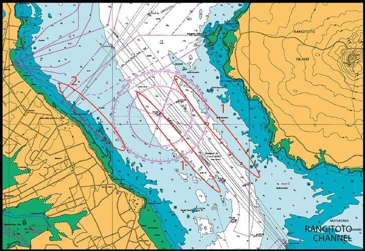 Auckland Kayak Spots - Narrow Neck