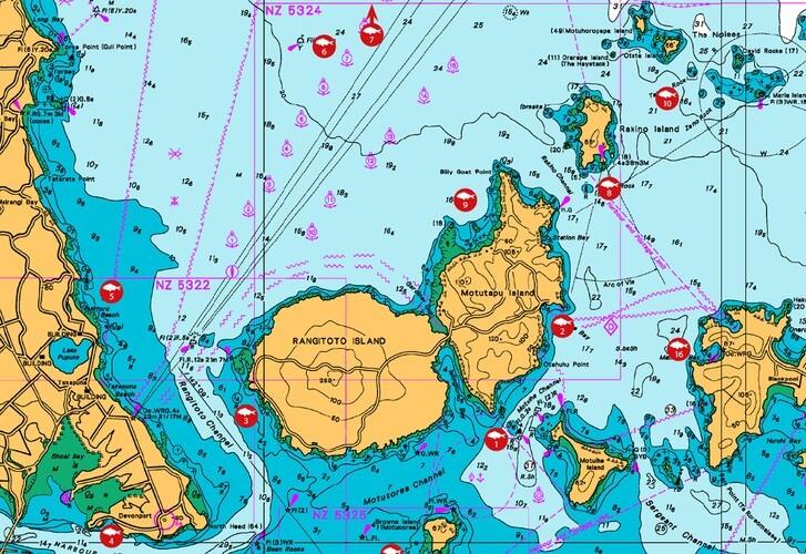 Destination Inner Hauraki Gulf
