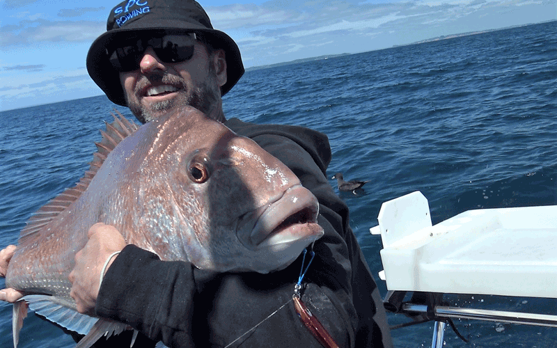 Introduction to fishing slow-pitch jigs