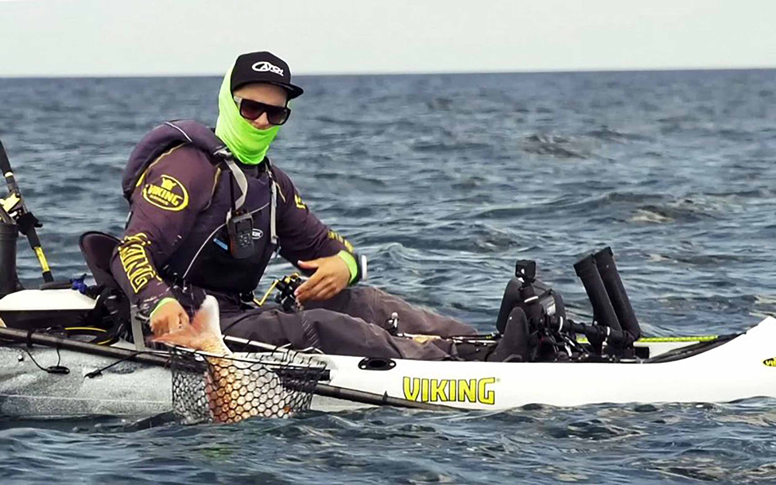 Catch Presents - How to fish from kayaks