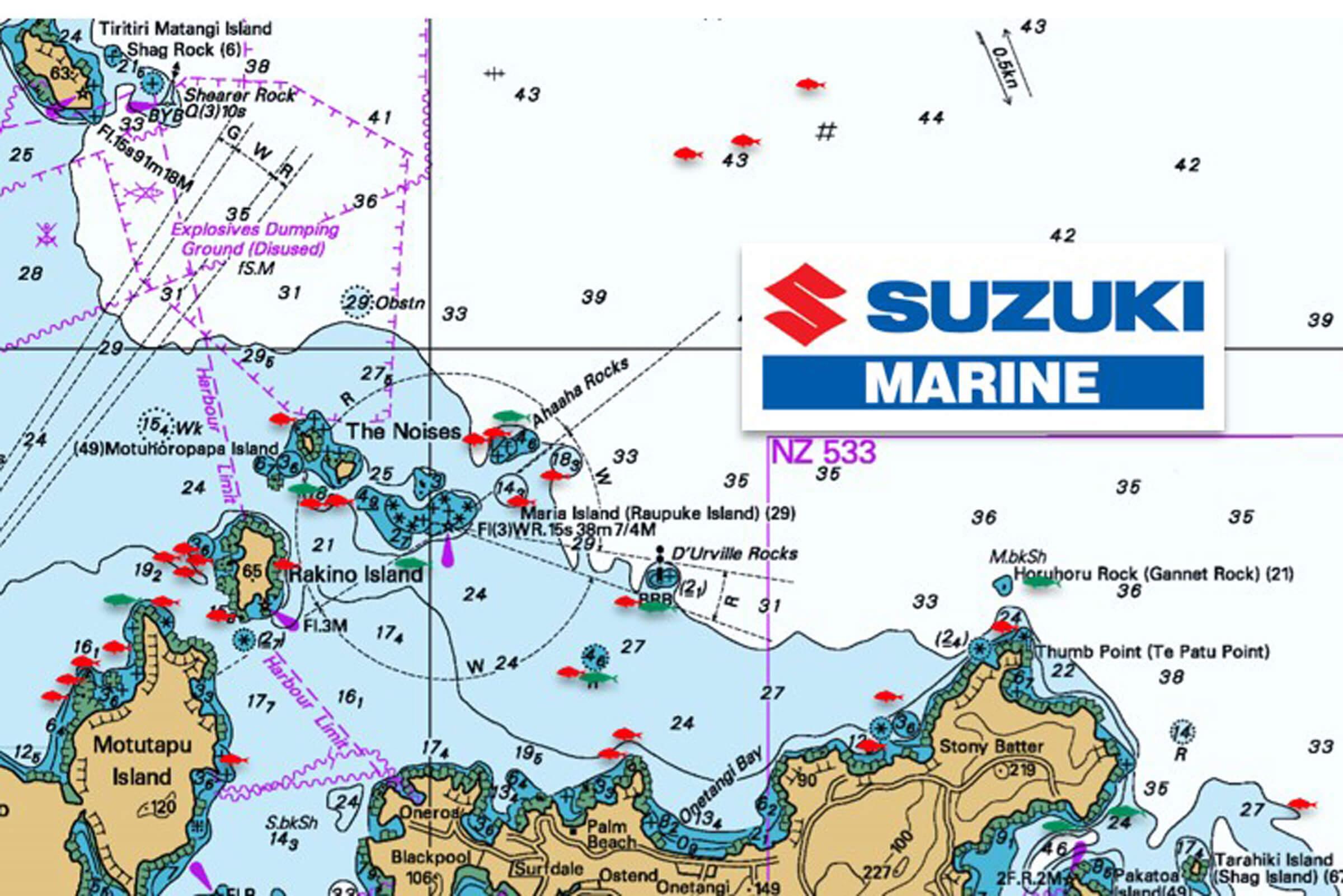 Hauraki Gulf Espresso Report 25 February