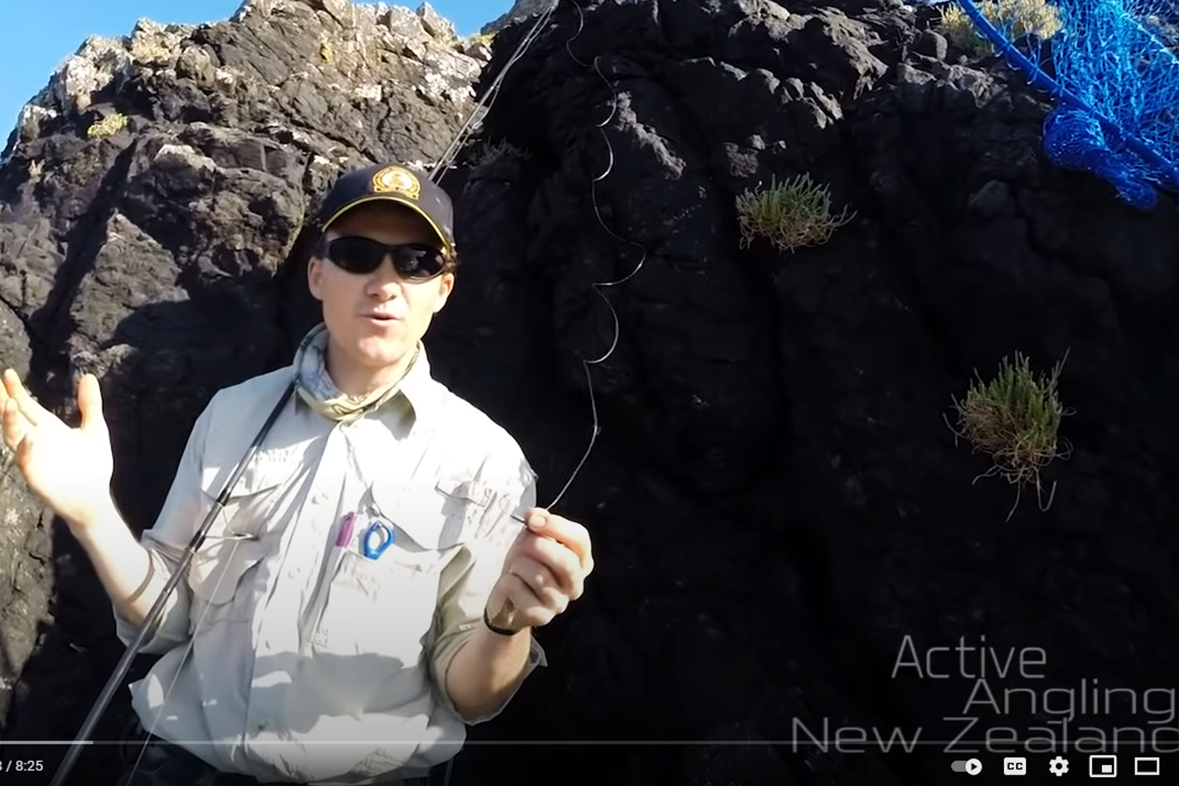 Soft baiting from the rocks - tips and techniques