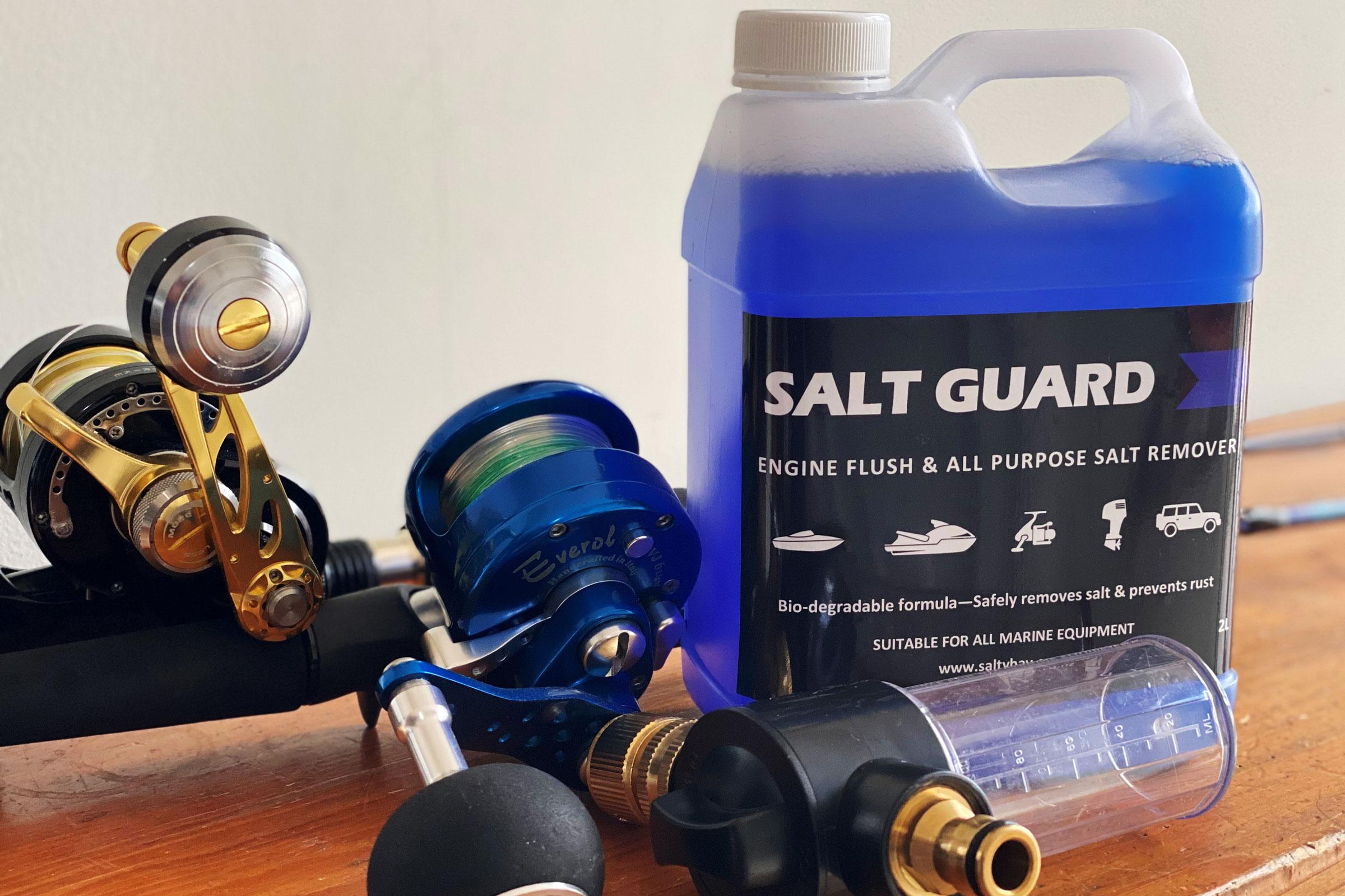Salty Bay Salt Guard