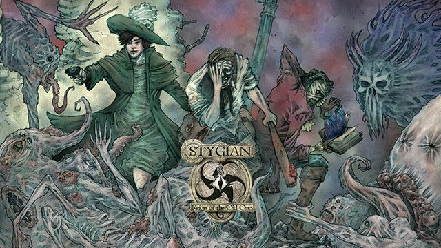 Stygian: Reign of the Old Ones visual