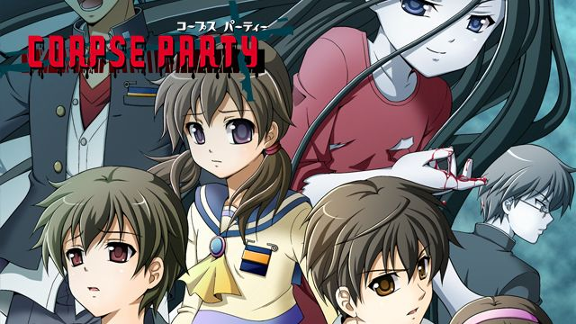 Corpse party visual