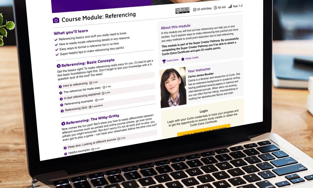 Curtin University eLearning Hub